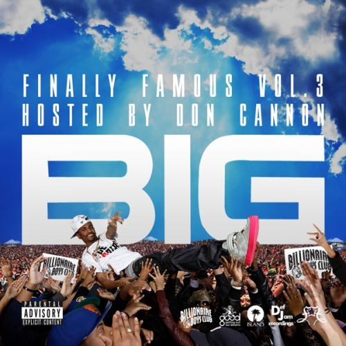 album big sean finally famous vol 3. Finally Famous?